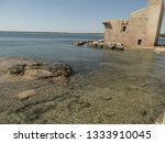 tonnara and swabian tower in...   Shutterstock . vector #1333910045
