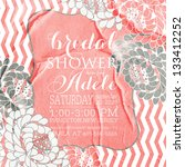 floral background | Shutterstock .eps vector #133412252