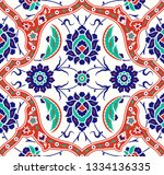floral pattern for your design. ... | Shutterstock .eps vector #1334136335