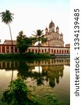image of the distinctive vimana ...   Shutterstock . vector #1334139485