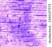 abstract purple canvas texture... | Shutterstock . vector #1334157575