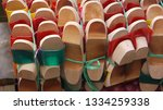 Colorful Oriental Chinese Clogs