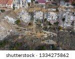 Landslide Caused By Rains Of...