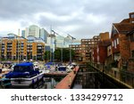 london uk august 13th 2016 st... | Shutterstock . vector #1334299712