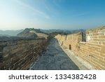 great wall of beijing china   Shutterstock . vector #1334382428