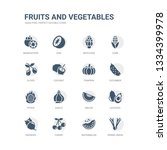 simple set of icons such as... | Shutterstock .eps vector #1334399978