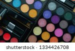 flat lay photo of various... | Shutterstock . vector #1334426708