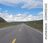 wild field highway    Shutterstock . vector #1334432162