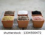 chemical fertilizers  main... | Shutterstock . vector #1334500472