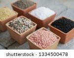 chemical fertilizers  main... | Shutterstock . vector #1334500478