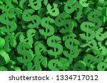 Huge Amount Of Green Dollar...