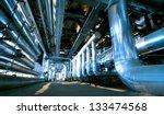 industrial zone  steel... | Shutterstock . vector #133474568