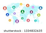 people of different...   Shutterstock .eps vector #1334832635