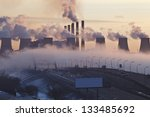 Thermal Power Plant In Moscow