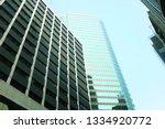 exterior of glass residential... | Shutterstock . vector #1334920772
