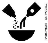 Recipe Ingredients Vector Icon