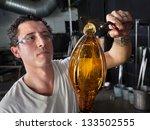 Handsome European Glass Art...