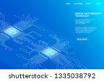 digital isometric cpu...