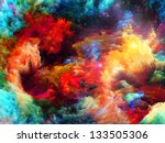 dreamscape series. interplay of ... | Shutterstock . vector #133505306
