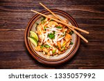 Pad Thai   Grilled Meat And...