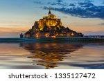 Mont Saint Michel Abbey  ...
