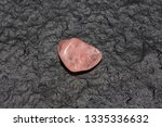 raw rose quartz   semiprecious... | Shutterstock . vector #1335336632