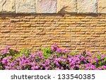 Bougainvillea Flowers On A...