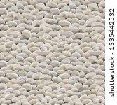 stone rock ground seamless | Shutterstock . vector #1335442532