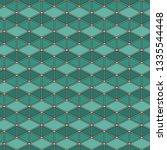 contemporary geometric pattern. ... | Shutterstock .eps vector #1335544448