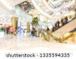 abstract blur and defocus... | Shutterstock . vector #1335594335