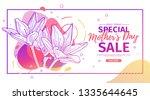 modern template design for mom... | Shutterstock .eps vector #1335644645