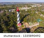 St. Augustine Lighthouse Aeria...
