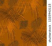 various hatches. seamless... | Shutterstock .eps vector #1335943115