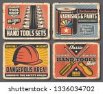 tools shop  repairs and... | Shutterstock .eps vector #1336034702
