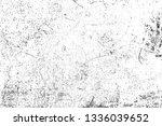 abstract grunge monochrome... | Shutterstock . vector #1336039652