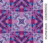 vintage style bright purple... | Shutterstock . vector #1336050032