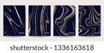 marbling texture design... | Shutterstock .eps vector #1336163618