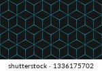 blue background. for textile ... | Shutterstock .eps vector #1336175702