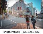 wellington  new zealand   may... | Shutterstock . vector #1336268432
