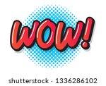 speech bubble  vector | Shutterstock .eps vector #1336286102