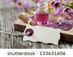 coupon for beauty treatment | Shutterstock . vector #133631606