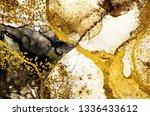 sands wilderness  art. golden... | Shutterstock . vector #1336433612