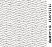 geometric vector pattern ... | Shutterstock .eps vector #1336458512