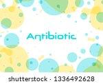 antibiotic symbol. vector...