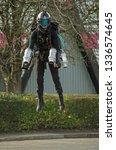 basingstoke  uk   march 11 ... | Shutterstock . vector #1336574645