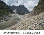 majestic nature in mestia ... | Shutterstock . vector #1336622465