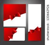gift card | Shutterstock .eps vector #133662926