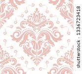 orient vector classic pattern....   Shutterstock .eps vector #1336723418