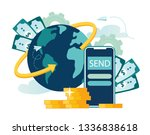 vector illustration  digital...   Shutterstock .eps vector #1336838618