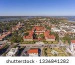 aerial view of ponce de leon... | Shutterstock . vector #1336841282
